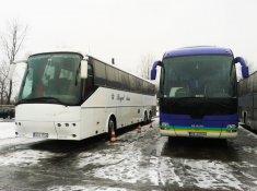Wynajem busów i transport osób - Katowice